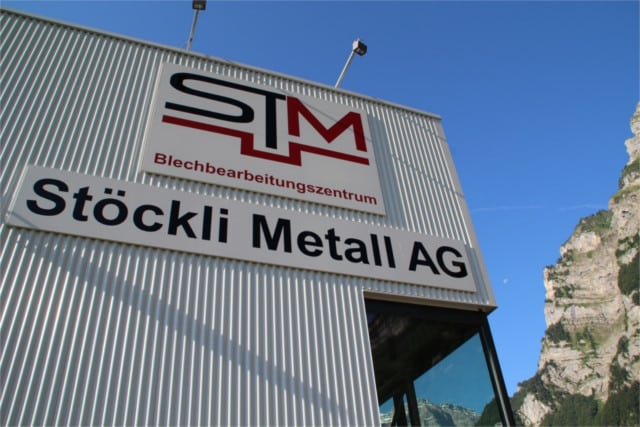 Stöckli Metall AG Hauptsitz