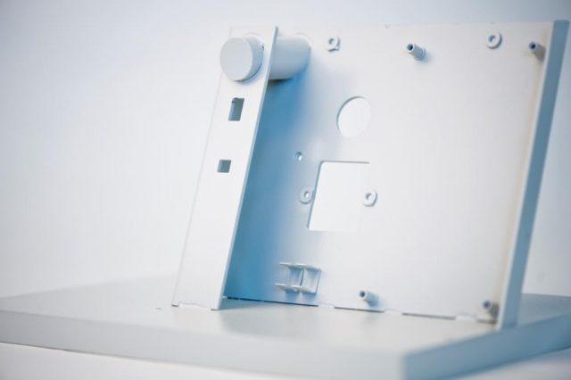 Stöckli Metall Blech Laserschneiden Schweissen Pulverbeschichten
