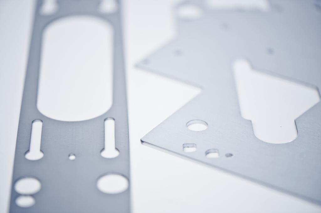 Metall-Blech CNC gelasert