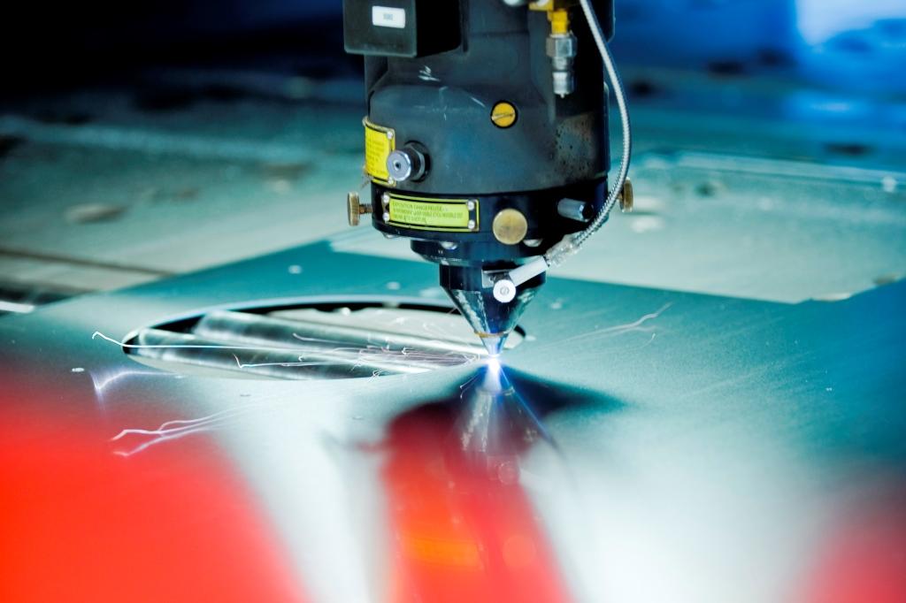 Laserkopf (Laserschneiden)