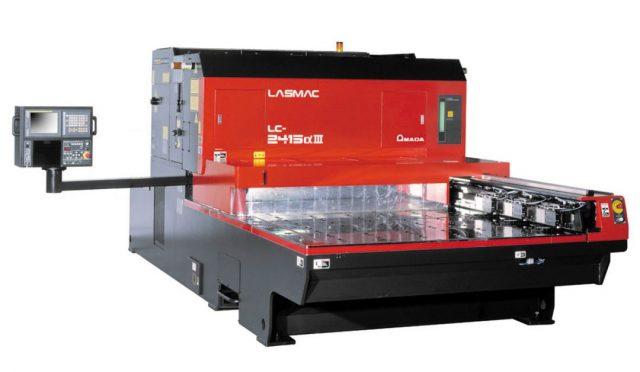 Stoeckli Metall Lasermaschine