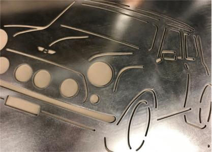 Für Mini Cooper Auto-Liebhaber