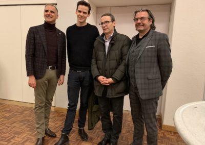 Adlerbraeu Gastgeber - STM Firmen-Jahres-Essen