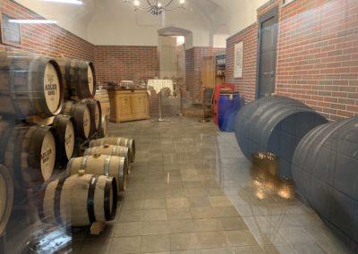 Adlerbraeu Whisky-Keller