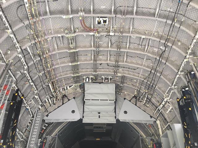A400M Frachtraumdecke