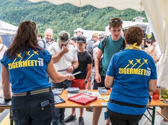 Zigermeet 2019 Stand
