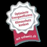 Zertifikat von Act Cleantech Agentur Schweiz